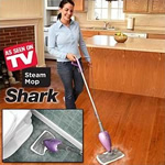 Click for More Info About Shark Steam Mop