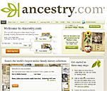 Click for More Info About Ancestry.com