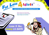 Click for More Info About Fat Loss 4 Idiots