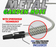 Does Metal Garden Hose Really Work