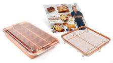 Does Copper Chef Bake Amp Crisp Pan Really Work